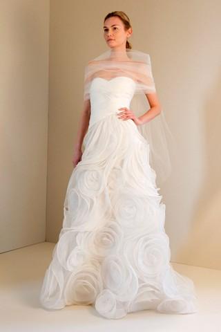 Monique Lhuillier Bridal Market 2014 (2)