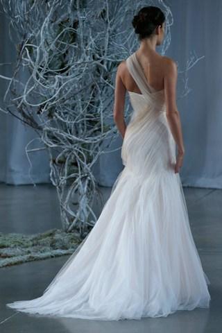 Monique Lhuillier Bridal Market 2014