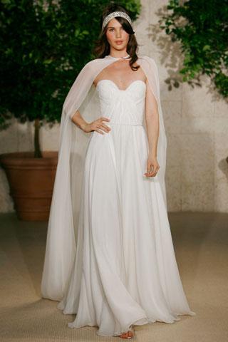 Oscar de la Renta Bridal Market 2014