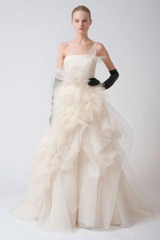 Vera Wang Bridal Market 2014 3