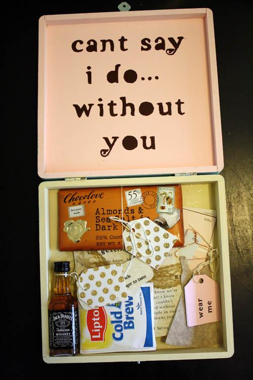 Ask your bridesmaids kit