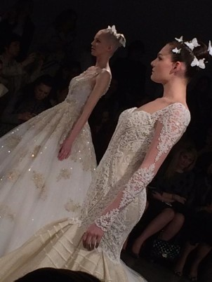 Bridal Fashion Week Spring 2016