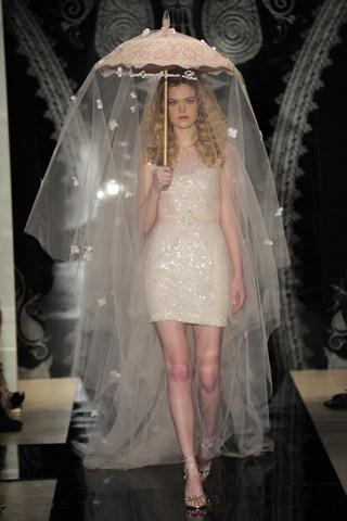 Reem Acra Bridal Market 2014