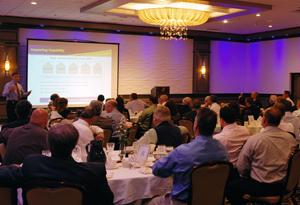 corporate event testimonials